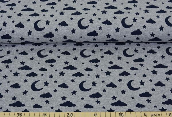 Luna (grau meliert) - B581