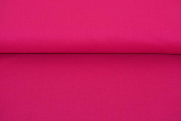 Baumwolle uni (pink) - 1830
