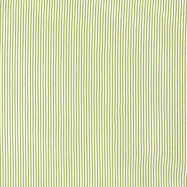Raffaela - Z1383, Glünz GmbH, Baumwolle, grün, weiß, Streifen