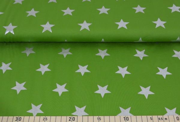 silver star Metallic (grün) - Z216