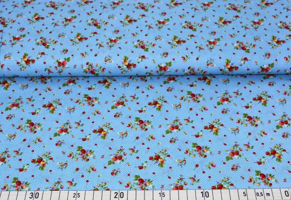 Strawbeery (blau) - Z258