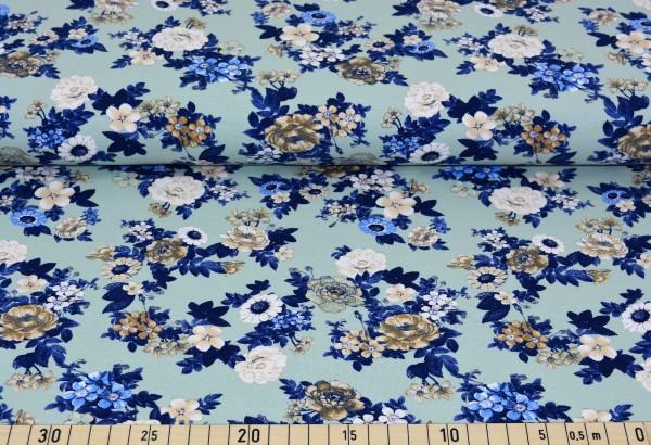 Blumengesteck (mint) - B986