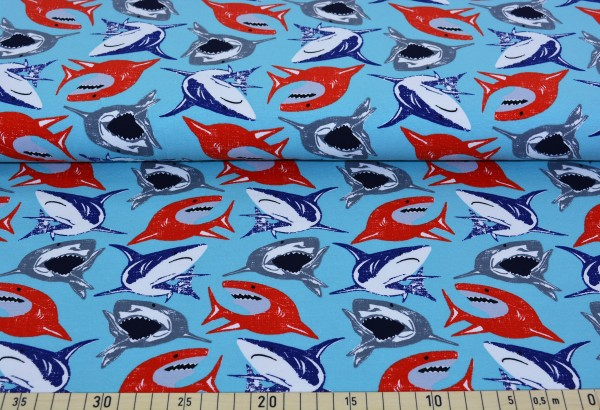 shark (blau) - Z243