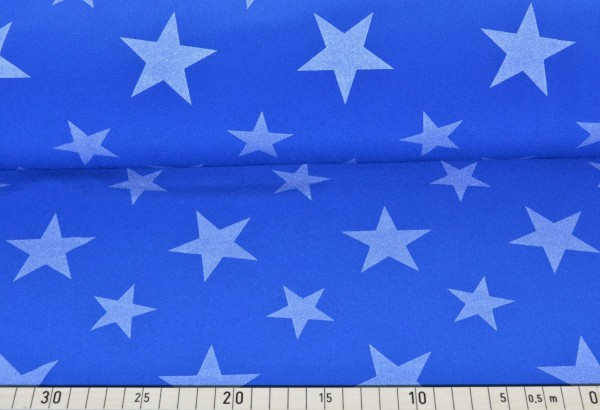 Softshell Reflex Sterne (jeans) - B820
