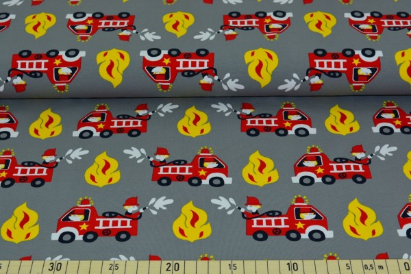Feuerwehr (grau) - I100