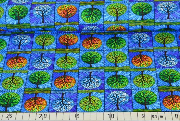 Raster - Bäume - B975