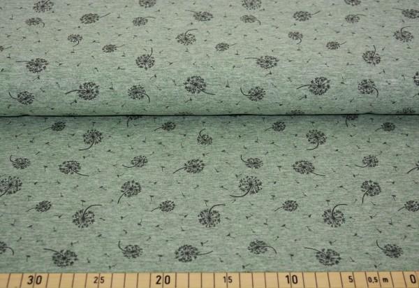 Pusteblume (grün meliert) - B639
