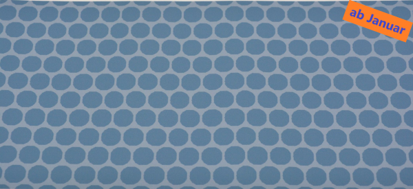 Molly Dots (jeans) - A547 (French Terry)
