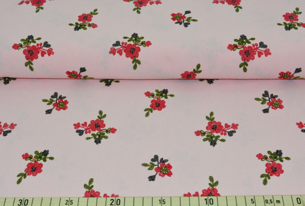 Melanie (Blüte,rosa) - B1575