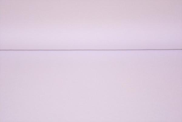Viscose Jersey uni (weiß) - 0350