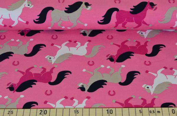 Pferde (pink) - I346 (Softshell)