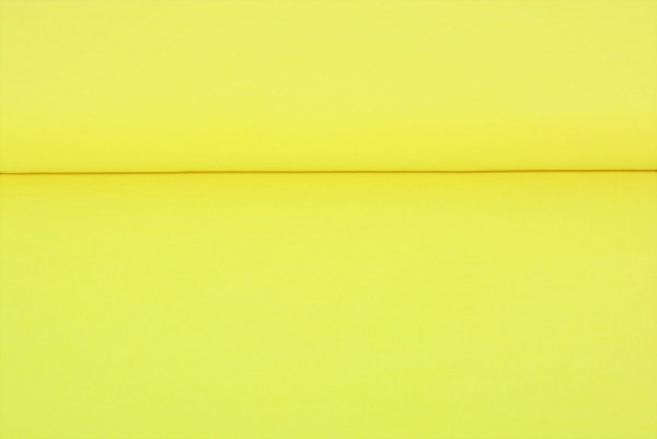 Viscose uni (gelb) B1584