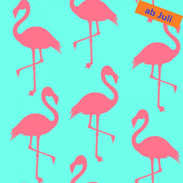 Flamingo Lulu (türkis) - B1612