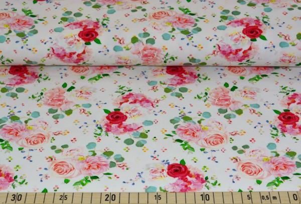 Rosenblüten (klein) - B979