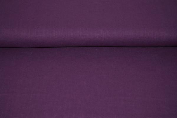 Leinen uni (violett) - 1508