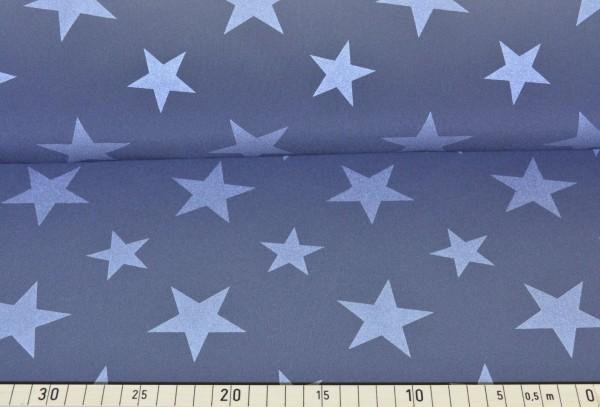 Softshell Reflex Sterne (grau) - B819