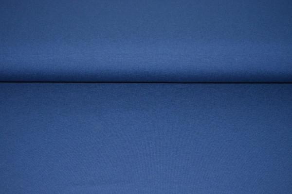 Viscose Jersey uni (dkl. blau) - 0600