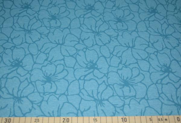 Berta (Blüte,blau) - A517