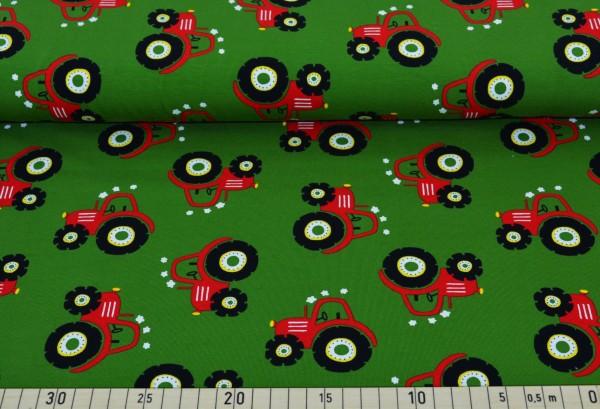 Traktor (grün) - I308