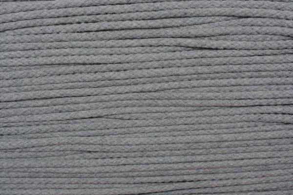 Kordel (dünn, hellgrau) - 128