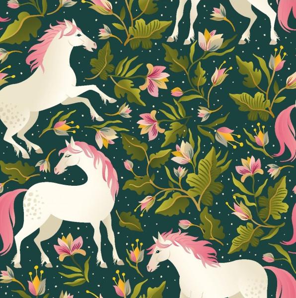 Anastasia (Pferd, Mädchen, Tiere) - Z831 (angeraut)