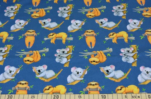 Fred (Faultier, Koala, jeans) - B1628