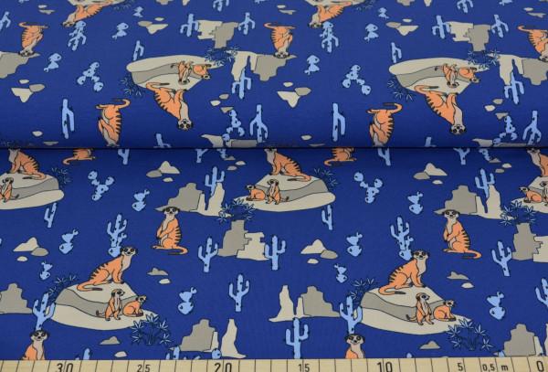 Erdmännchen Timon (blau) - Z385
