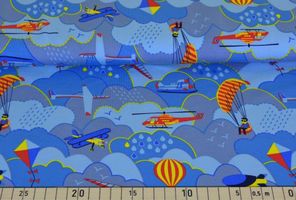 """Alles fliegt """"Blaubeerstern (Drachen blau)"""" - H191"""