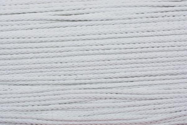Kordel (dünn, weiß) - 123