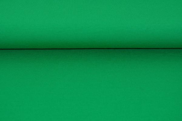 Baumwoll Jersey uni (dkl. grün) - 3450