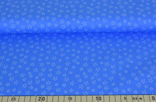 Sternenhimmel (hellblau) - B1129