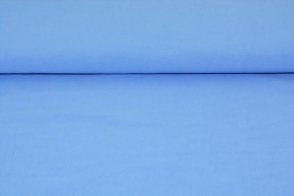 Viscose uni (blau) B1585