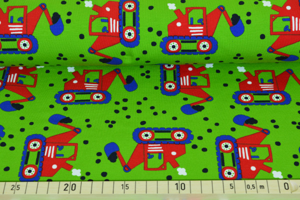 Bagger (grün) - I178