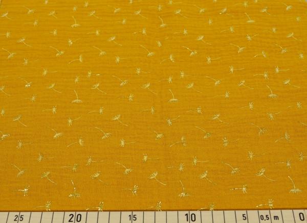 Pusteblume gold (senf) - Z604
