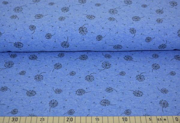 Pusteblume (blau meliert) - B637