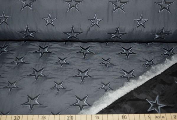 Stepper Sterne (grau) - L144