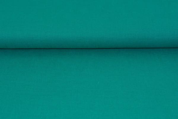 Leinen uni (dkl. mint) - 2108