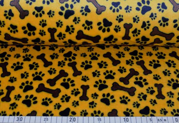 Hundetapsen (gelb) - Z614