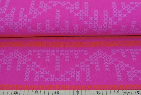 BIO Strick Nora (pink) - B1319