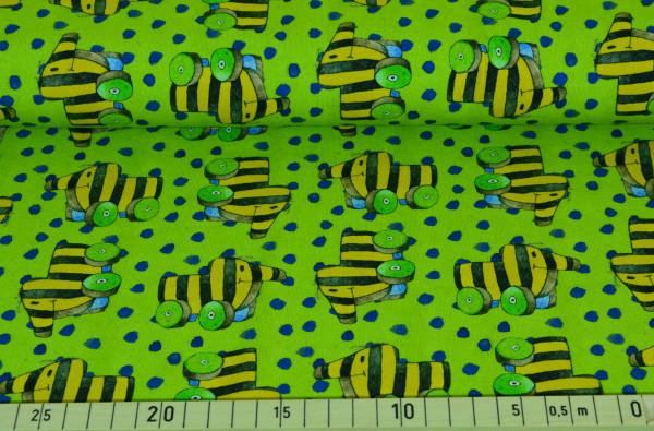 Tigerente (blaue punkte) - A172
