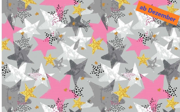 Star Confetti - I363 (Softshell)