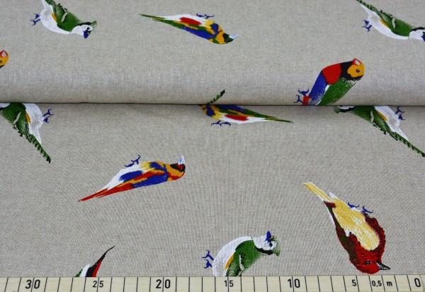 Vogelschar - E257
