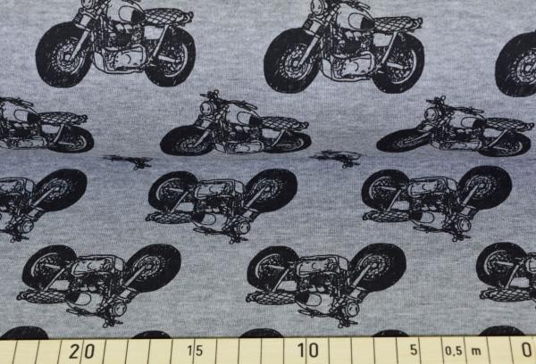 Motorcycles (grau) - B926