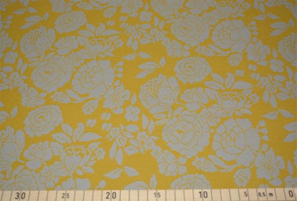 Strickflower (Blüte,gelb) - K155