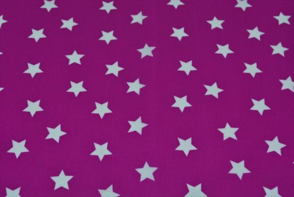 Sterne (magenta) - X014