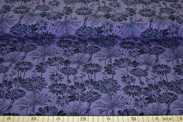 Ringelblumen (lila) - B874