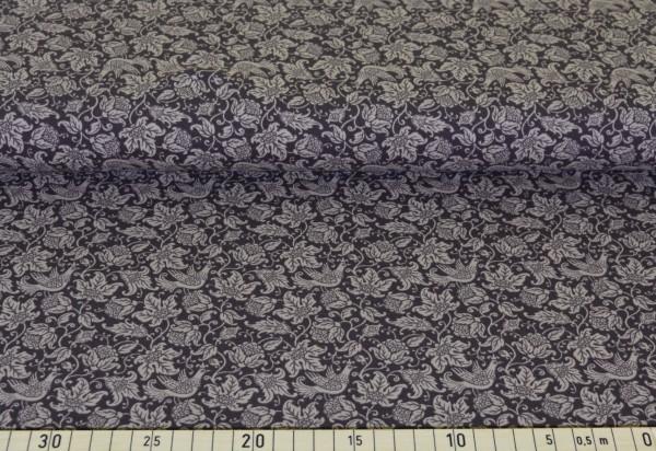 Blattgezwitscher (braun) - B842