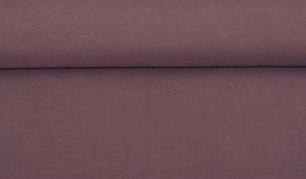 Viscose uni (aubergine) B1504