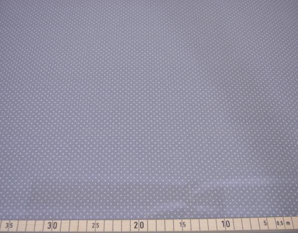 Wachstuch Punkte klein - X061