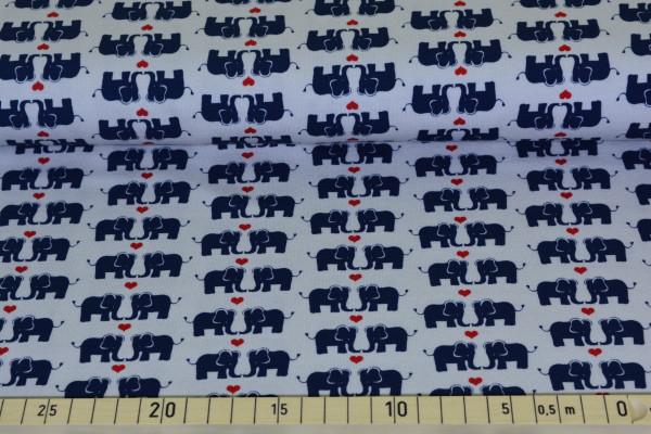 Elefantenreihe - D237